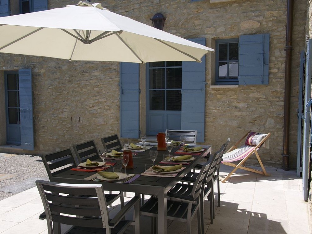 Haut-Vaucluse vacation rental with