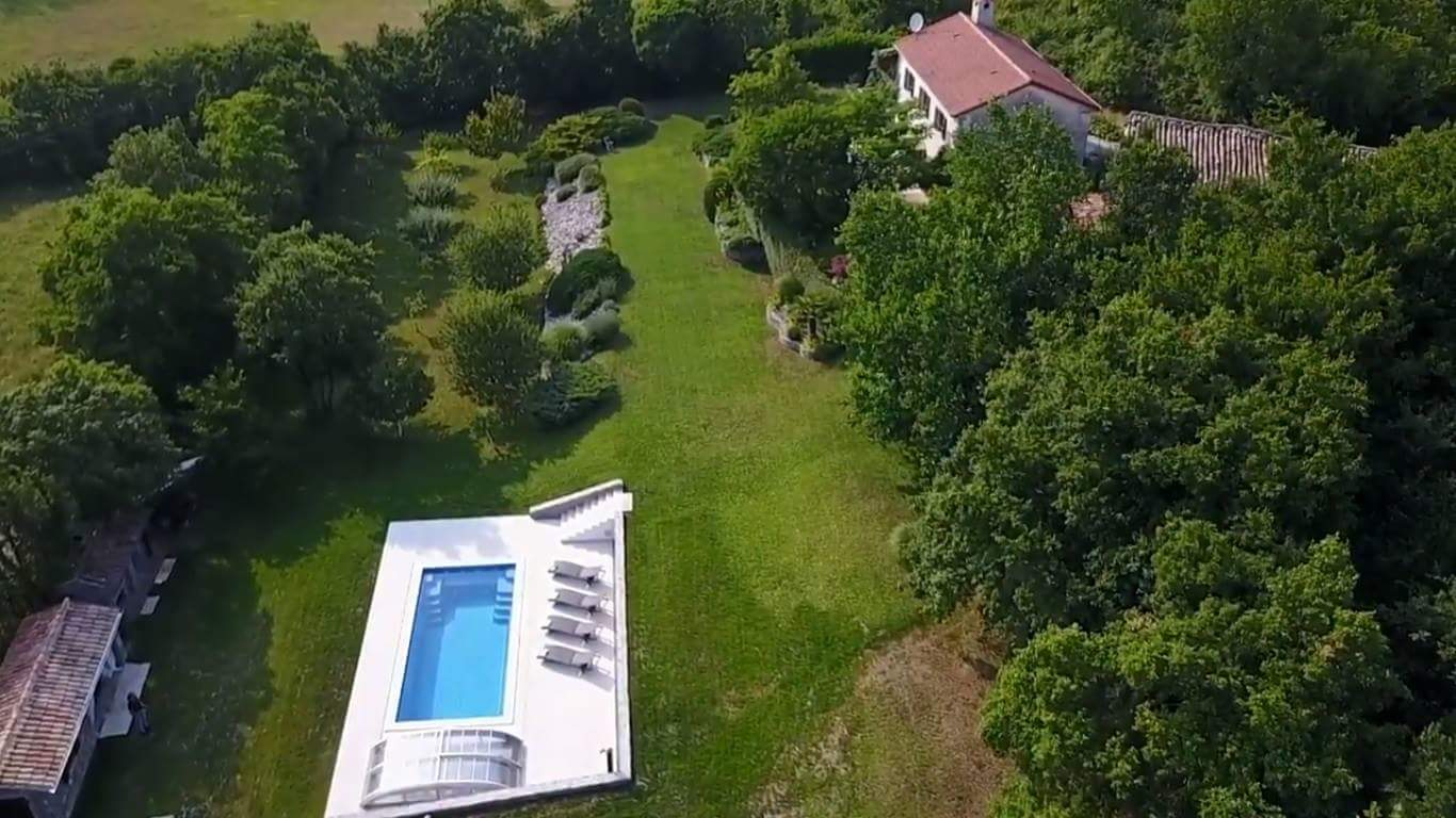 Whole property in Istria for sole use of renters