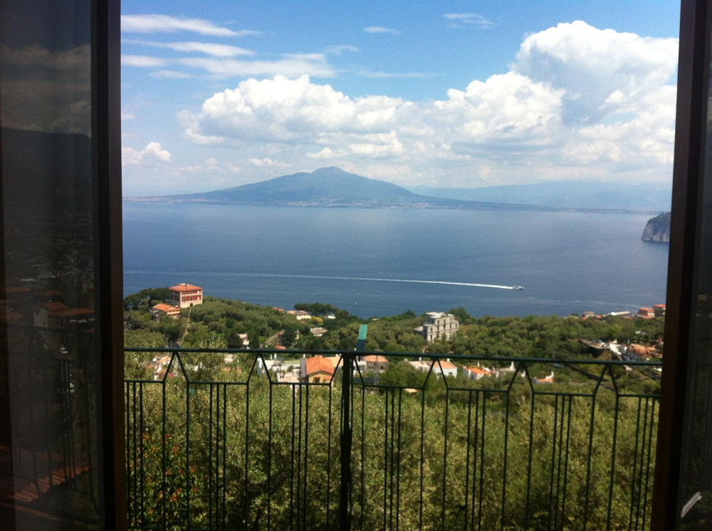 2 Bed Short Term Rental House Sorrento Coast - Vico Equense