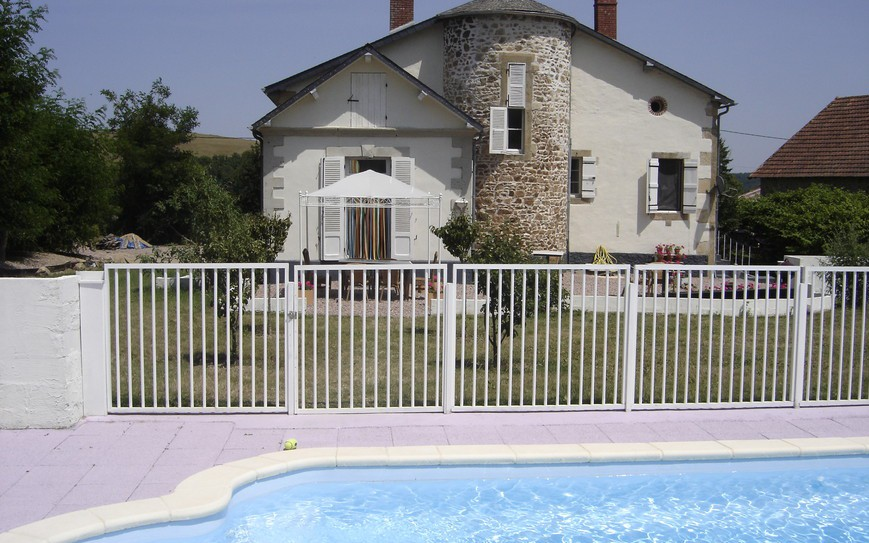 Le Grand Pic - Charming Manor with Swimming Pool