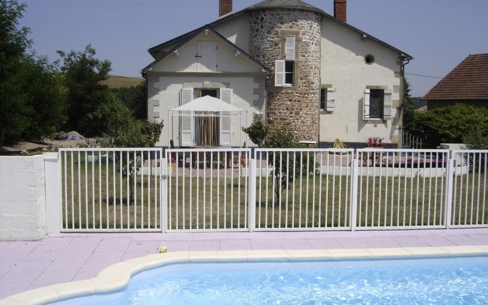 Autun vacation rental with