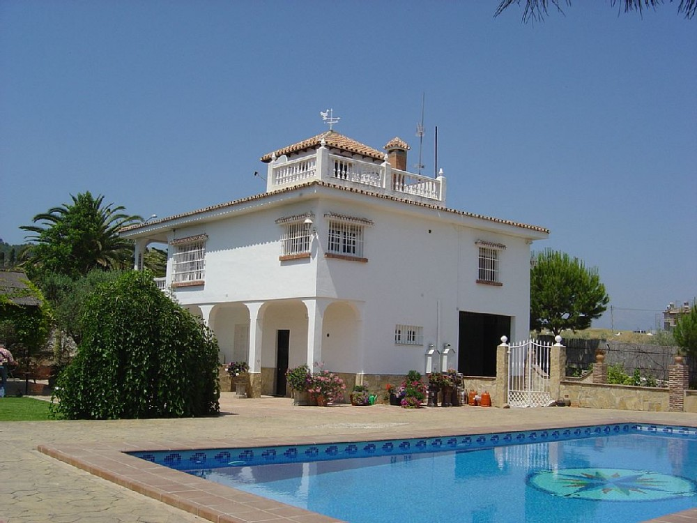 Guadalhorce vacation rental with