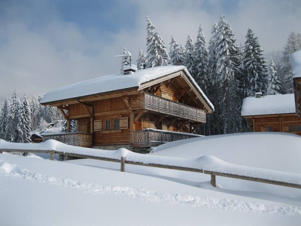 Grand Massif vacation rental with