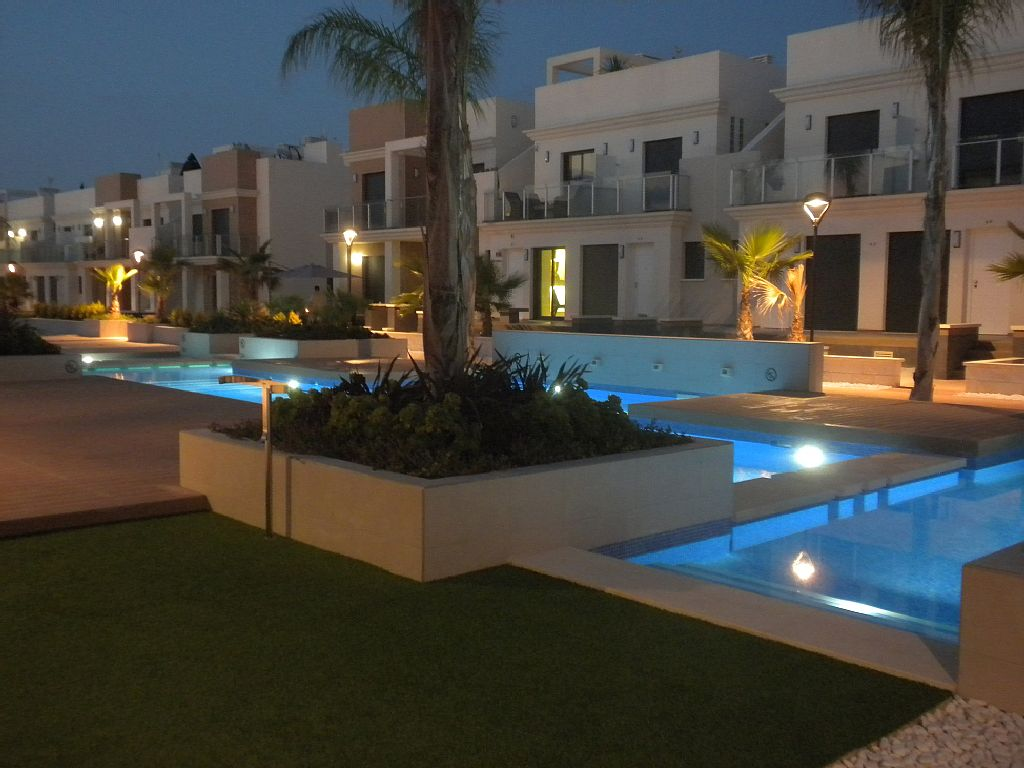 La Zenia Beach Luxurious Ground Floor Apartment Located At Swimming Pool