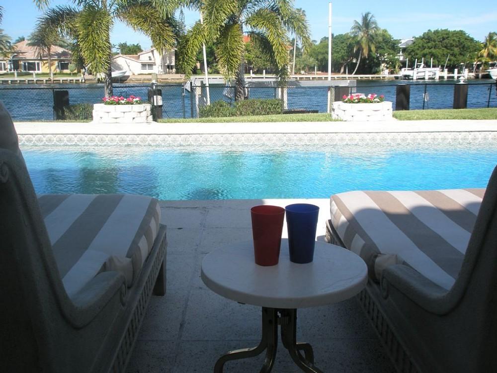 Pompano Beach vacation rental with