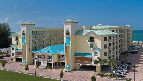 DIRECT GULF FRONT BEACH CONDO -  Treasure Island Vacation Rentals