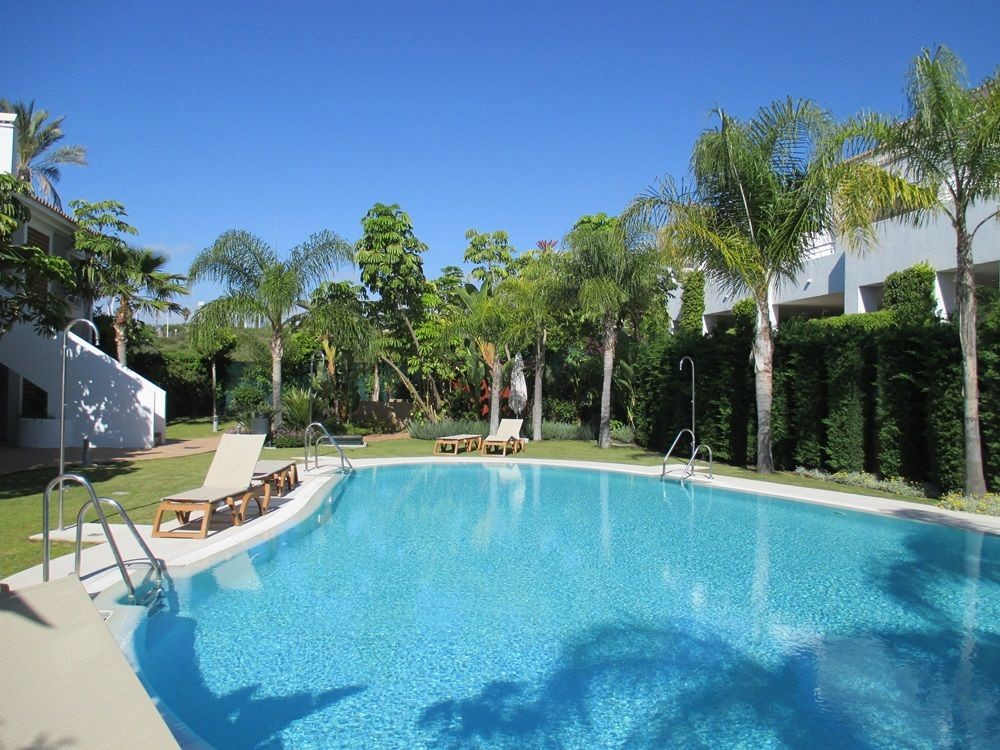Marbella vacation rental with Public pool