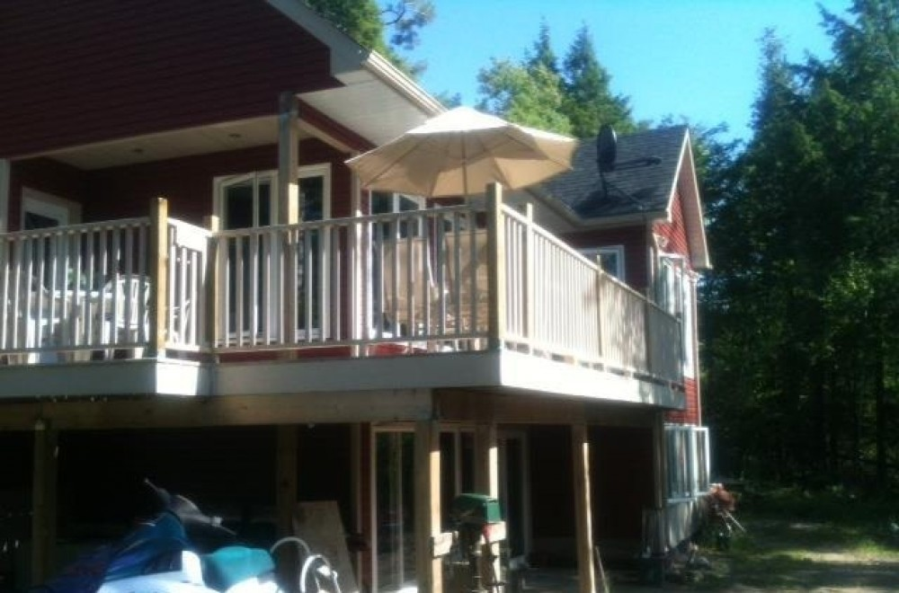 Havelock vacation rental with