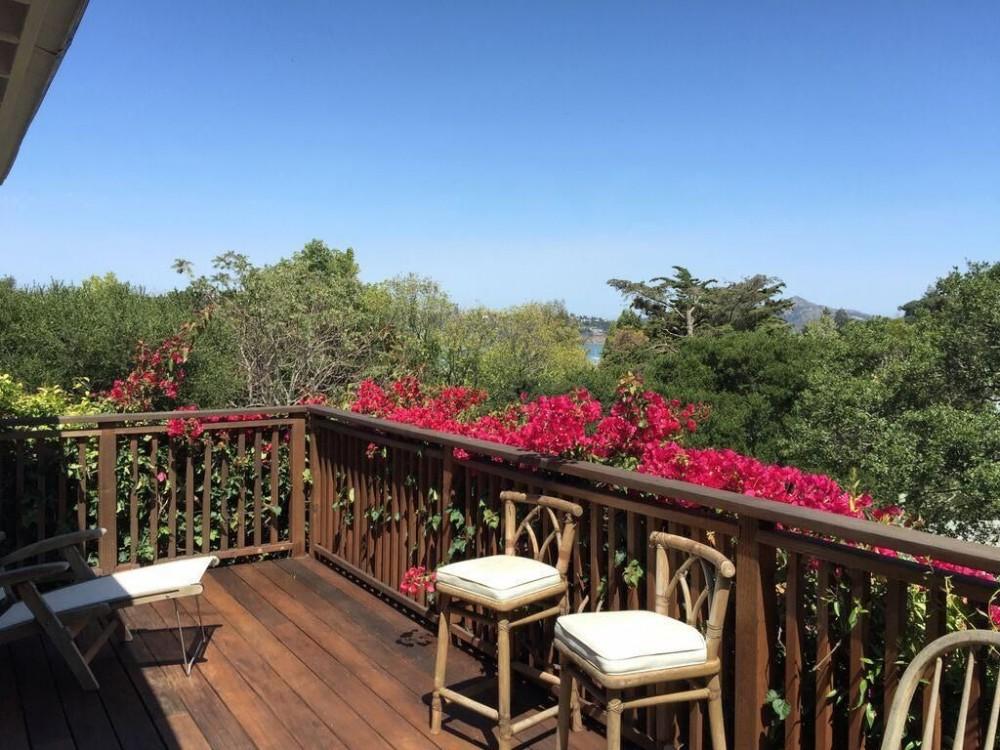 sausalito vacation rental with