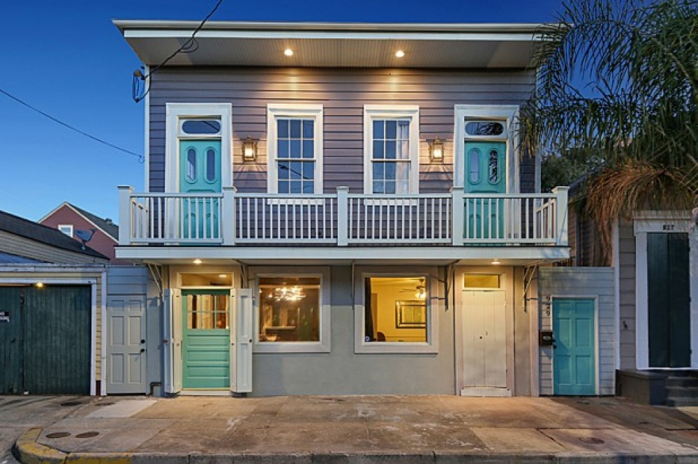 Central City-Garden District vacation rental with