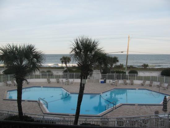 Oceanfront Waterview Vacation Condo Flagler Beach