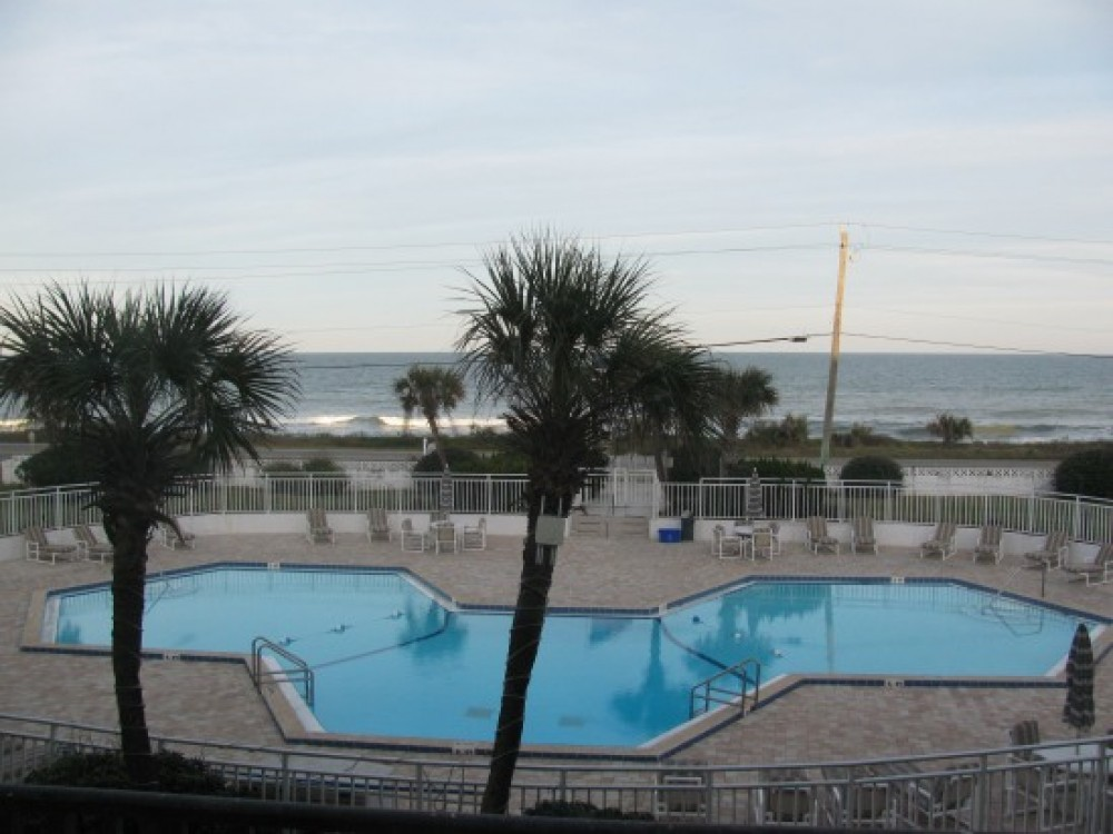 flagler beach vacation rental with