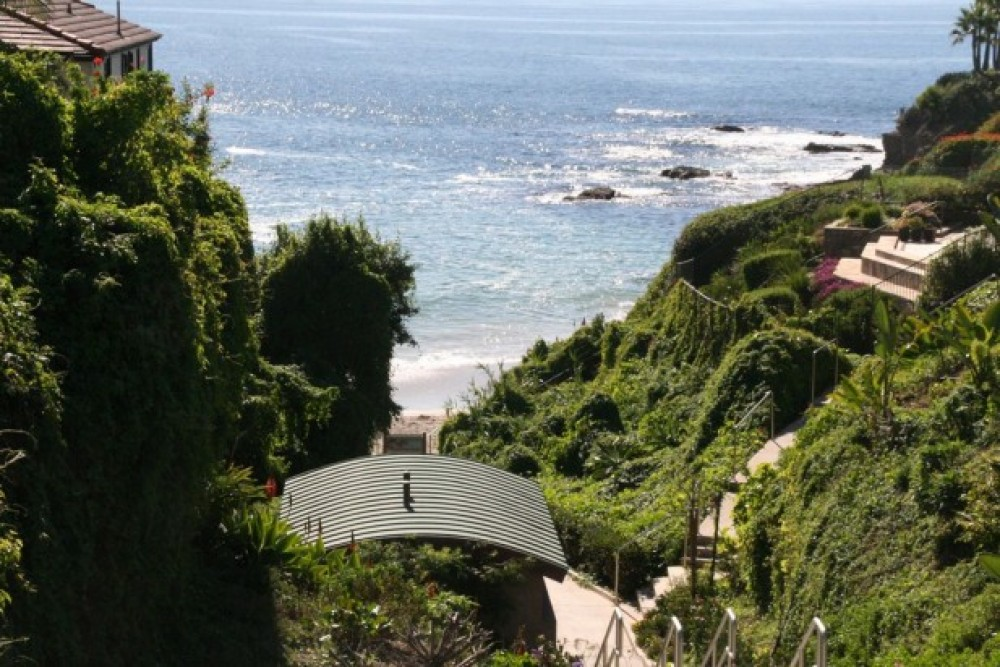 laguna beach vacation rental with