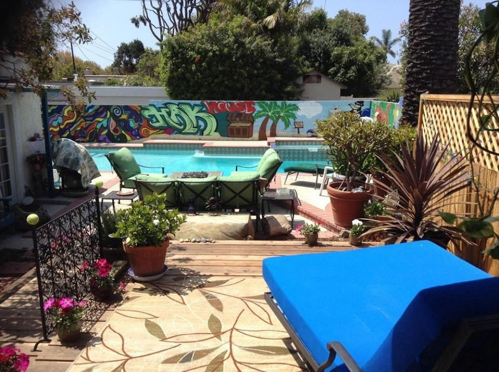 Brentwood vacation rental with