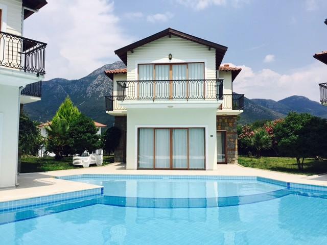 3 Bed Short Term Rental Villa Uzumlu