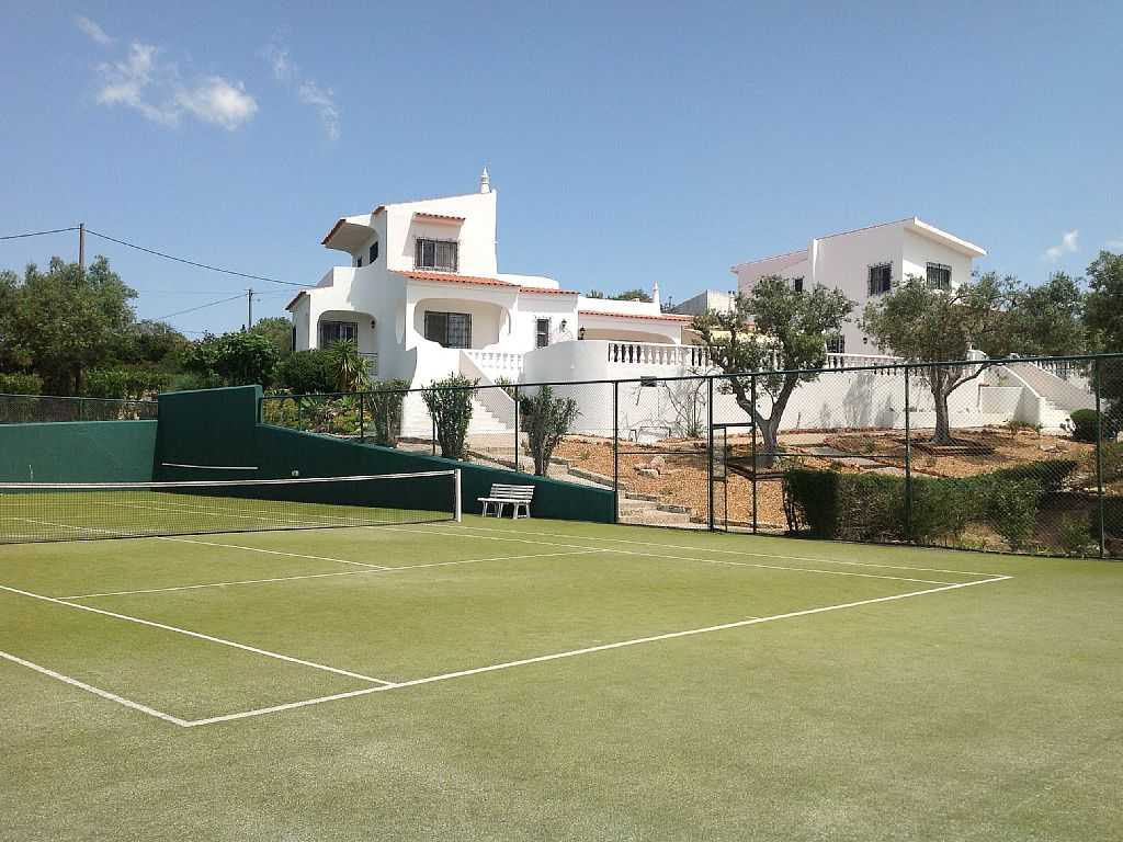5 Bed Short Term Rental Villa Santa Barbara De Nexe