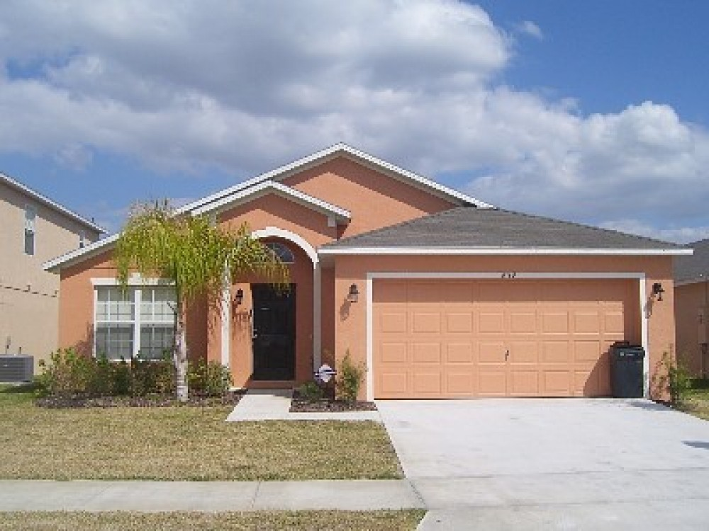 Davenport vacation rental with