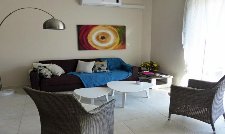 Brand new apartment in Marsalforn