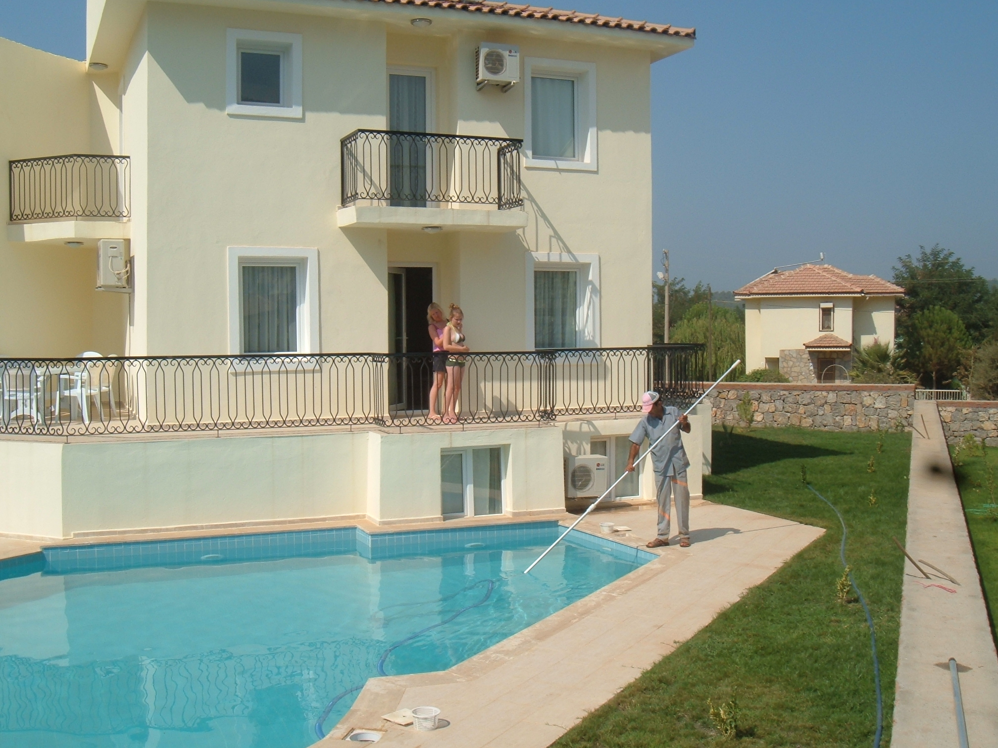 5 Bed Short Term Rental Villa Uzumlu