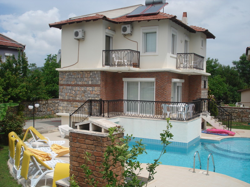 4 Bed Short Term Rental Villa Ovacik