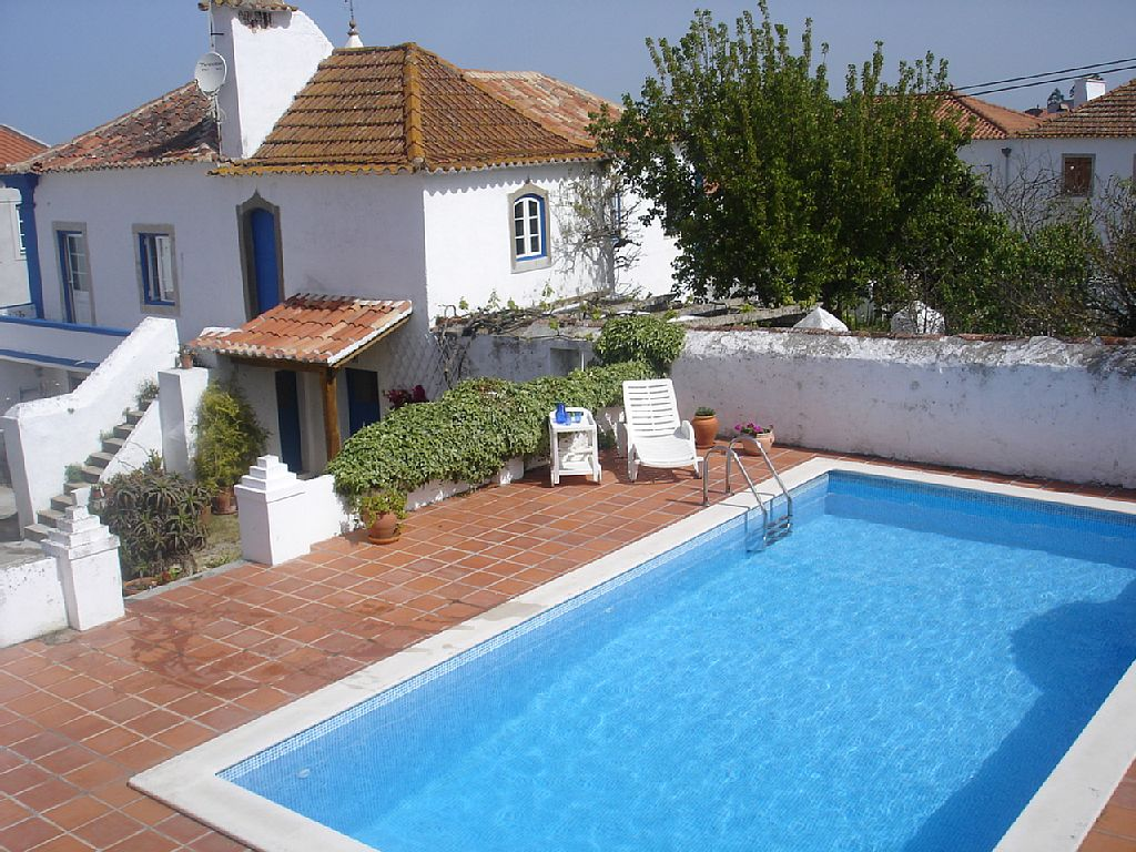 4 Bed Short Term Rental House Obidos Town