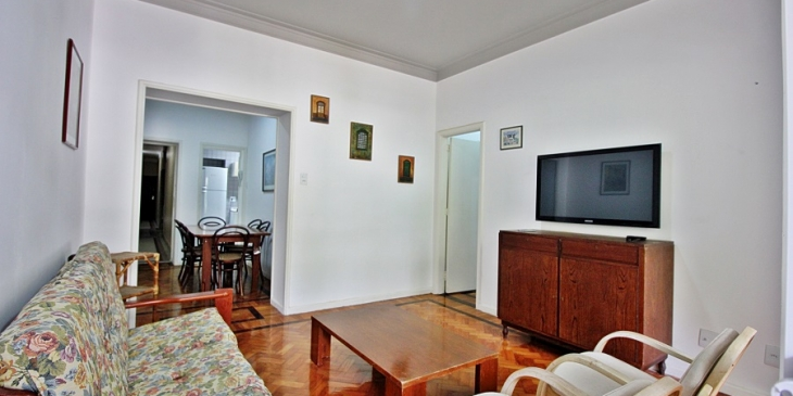 3 Bed Short Term Rental Apartment Copacabana