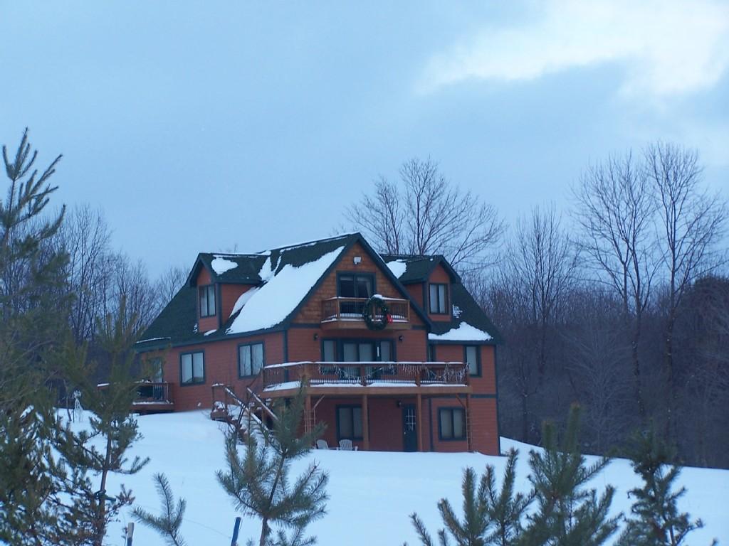 Ellicottville Mountaintop Retreat