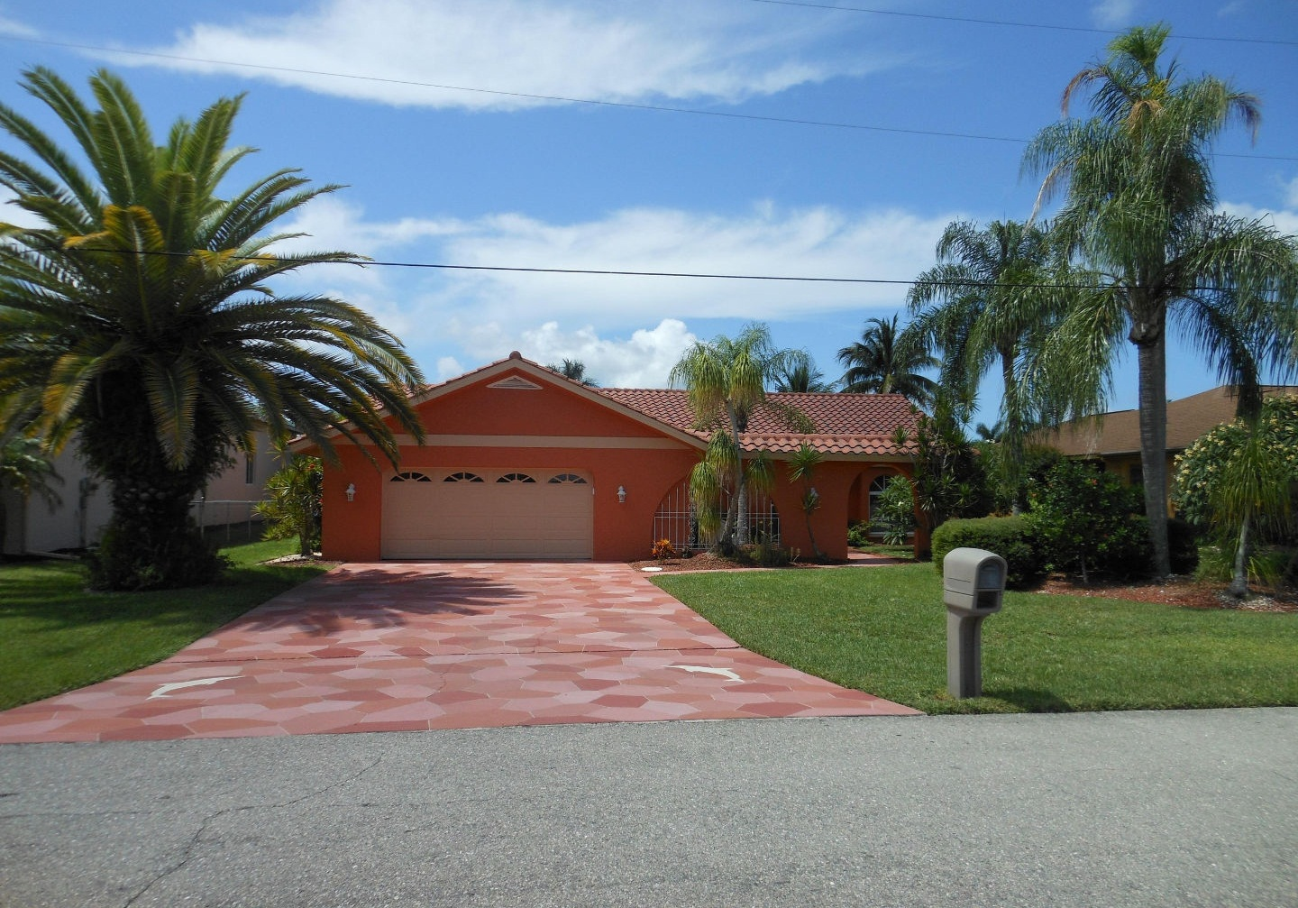 3 Bed Short Term Rental Villa cape coral
