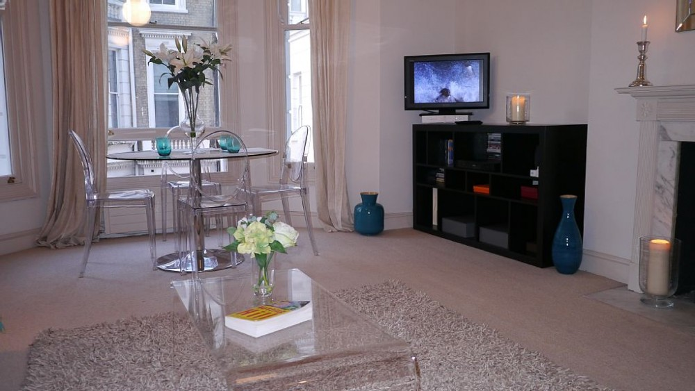 London-West End vacation rental with