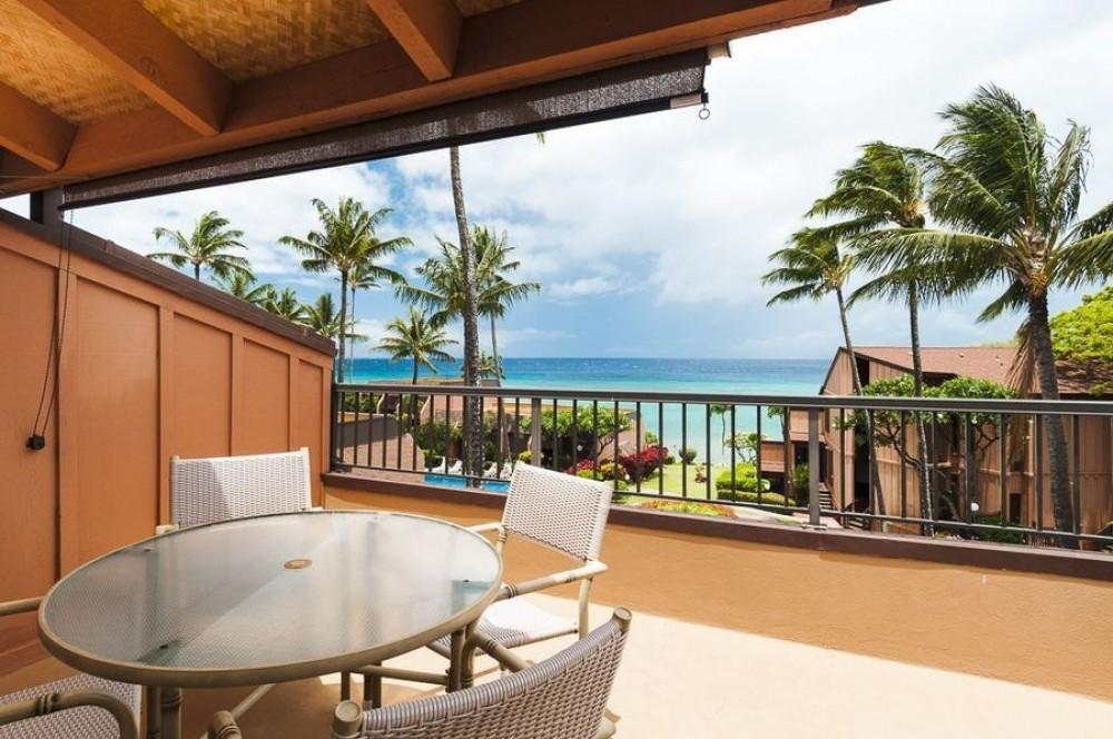Kahana vacation rental with