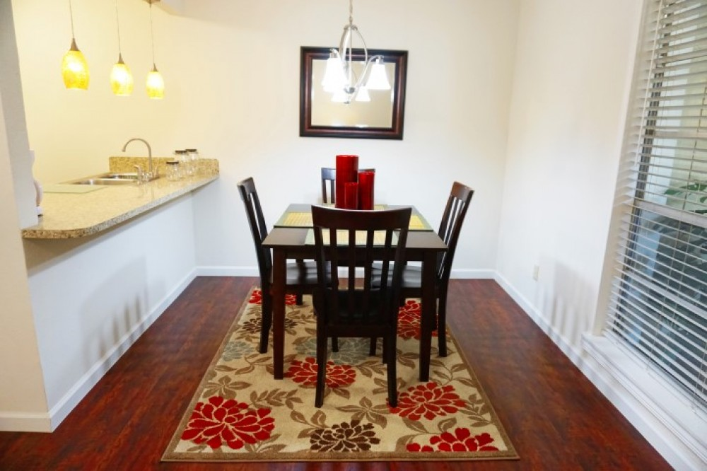 houston vacation rental with