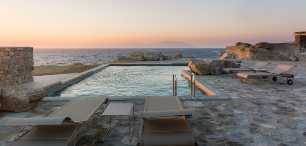 Mykonos vacation rental with