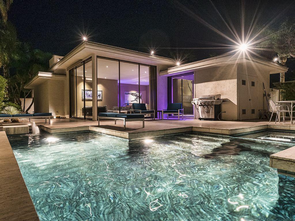 3 Bed Short Term Rental Villa palm springs