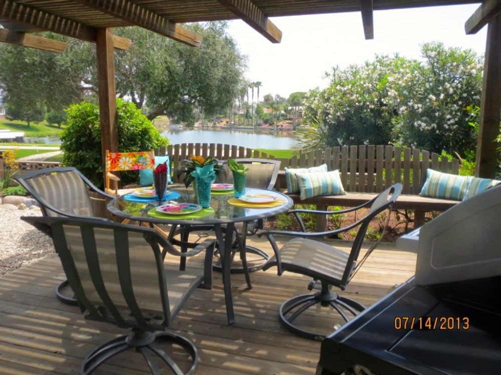 San Marcos vacation rental with Out Door Patio