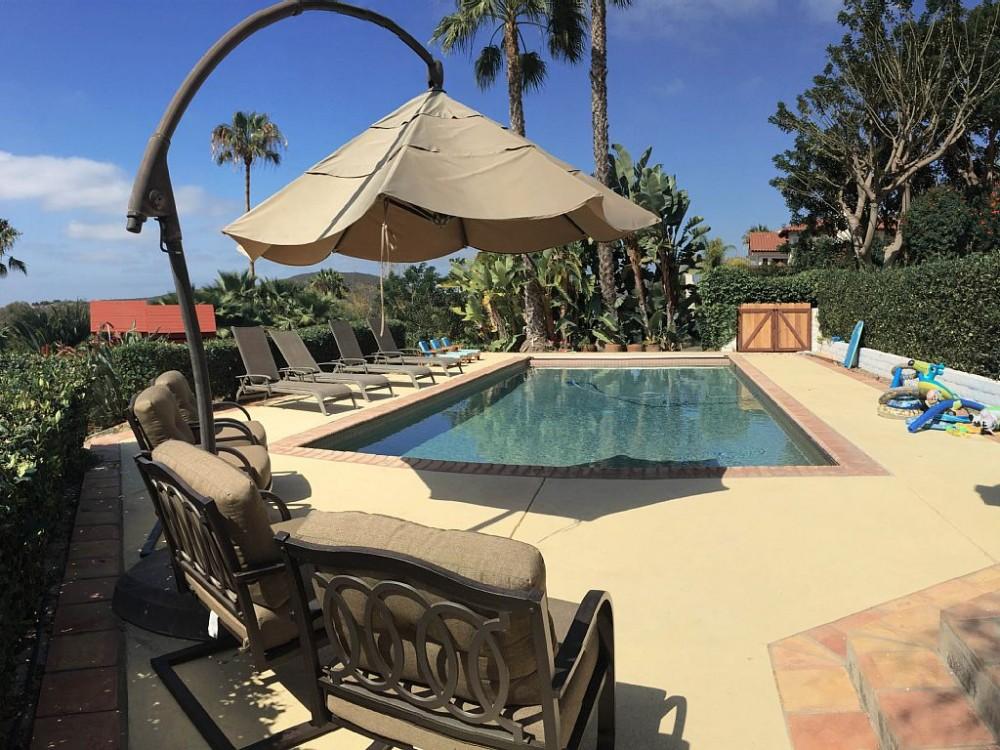 escondido vacation rental with