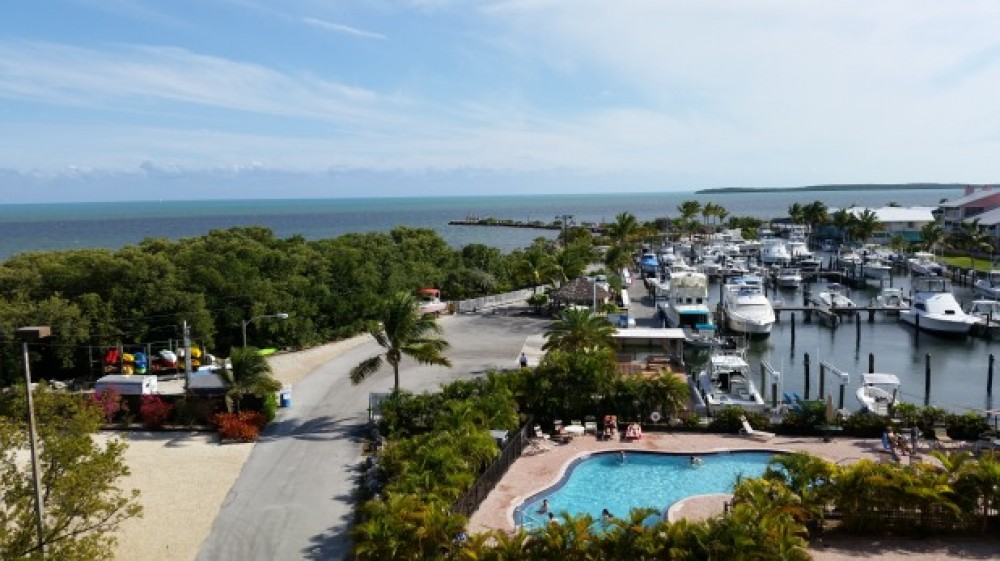 Key Largo vacation rental with View from Condo