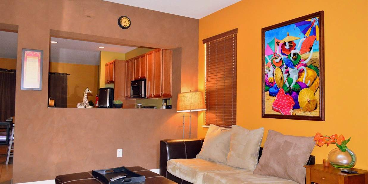 3 Bed Short Term Rental Accommodation orlando