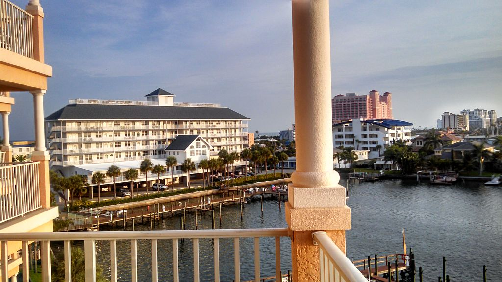 Sunny Luxury Waterfront Condo Clearwater Beach Harborview Grande - Clearwater Beach Vacation Condos