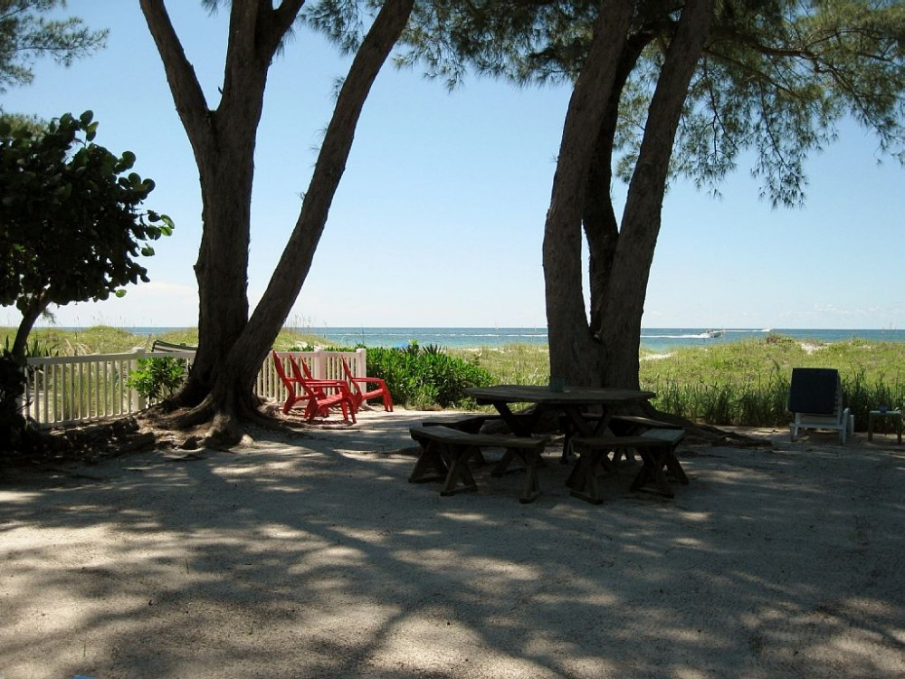 indian rocks beach vacation rental with Sandy Shores - Your Backyard