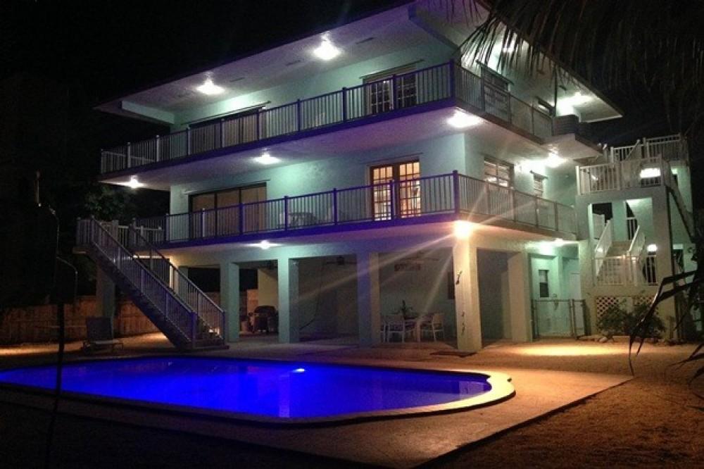 key largo vacation rental with