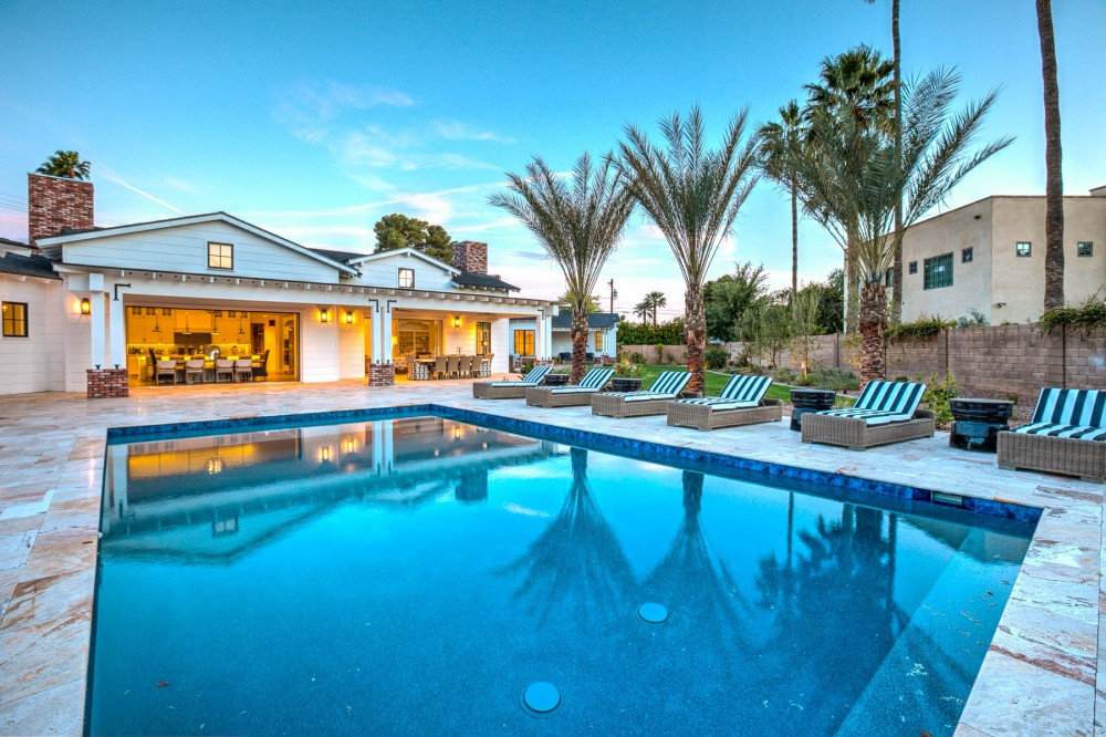 Scottsdale vacation rental with Pool View  1