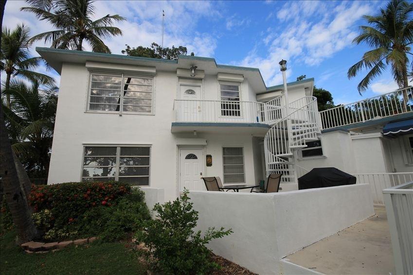 Bayside: 1st Floor Apartment in Native Hammock on Florida Bay