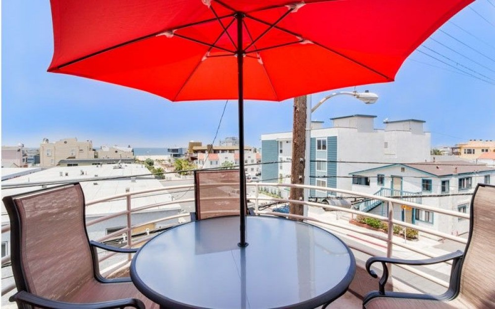 hermosa beach vacation rental with