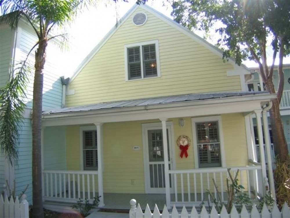 Key West vacation rental with A Touch of Bermuda