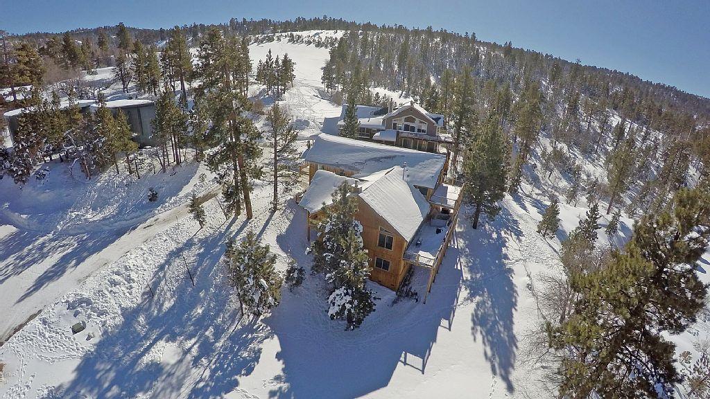 SixBedroom&MovieTheater Luxury Estate w/Beautiful Lake Views / Outdoor SPA - Big Bear Lake Vacation Villa Rentals
