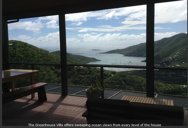 Eco-Tourism in Style! The Greenhouse is a Brand New Villa in Coral Bay