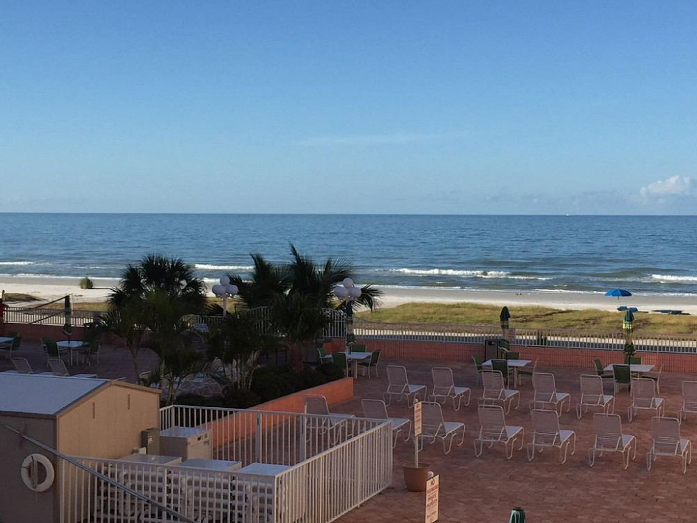 indian shores vacation rental with