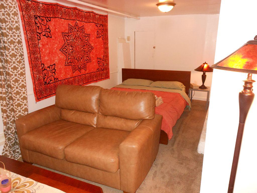 1 Bed Short Term Rental House san francisco