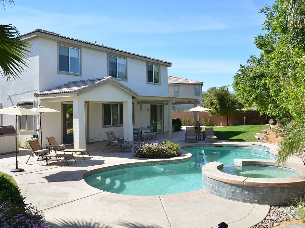 indio vacation rental with
