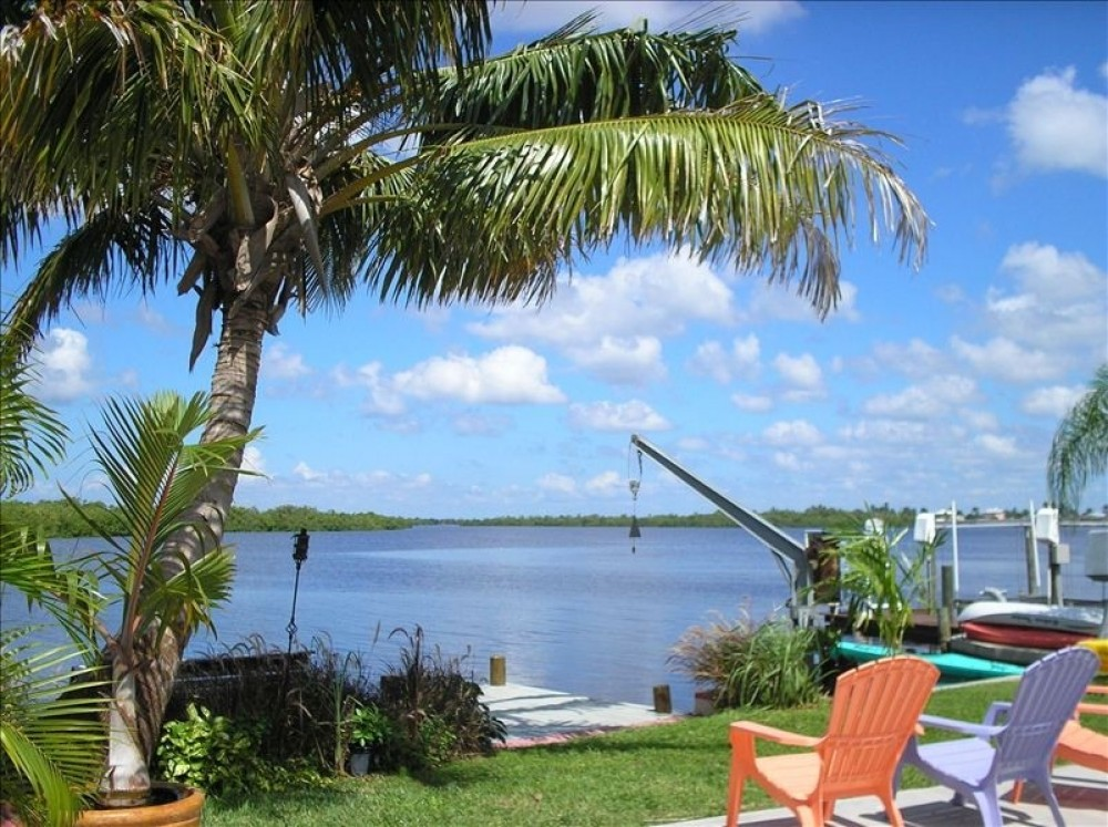 Matlacha vacation rental with